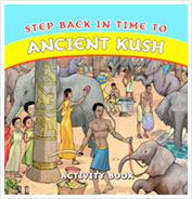 Step Back in Time to Ancient Kush - Cover